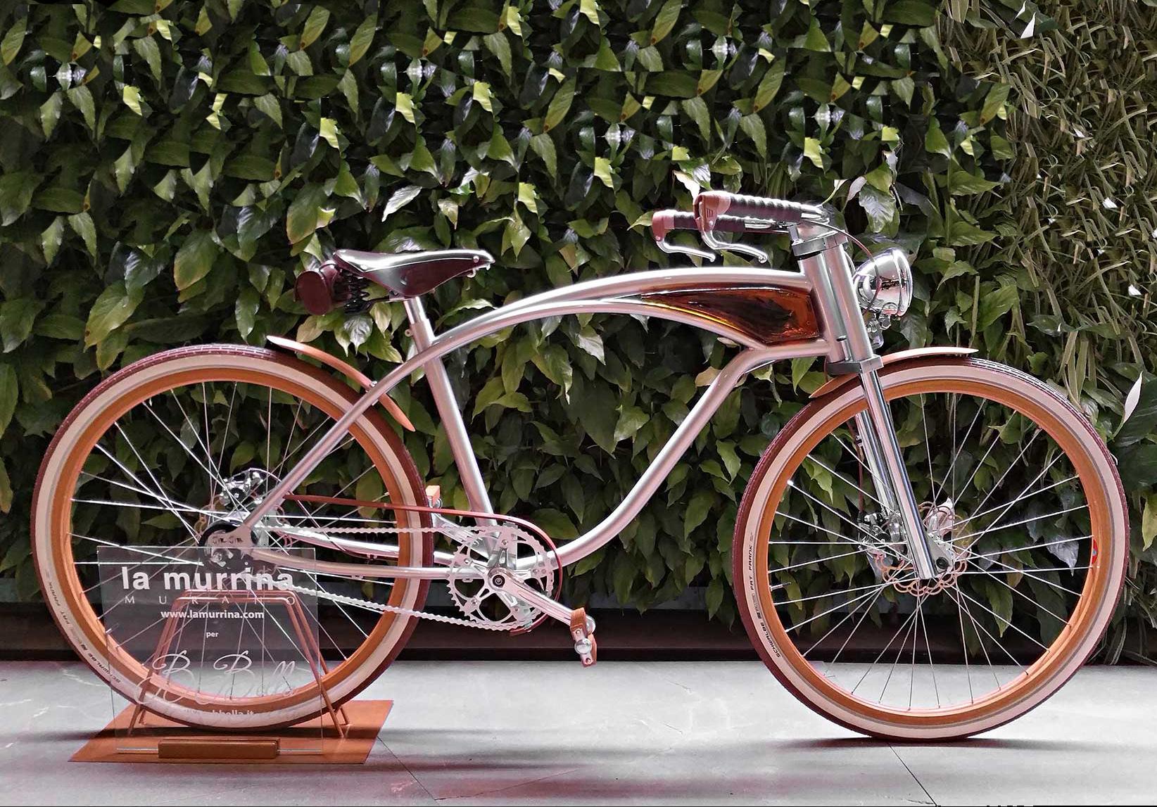 CM Italian design - Bicicletta Bbella