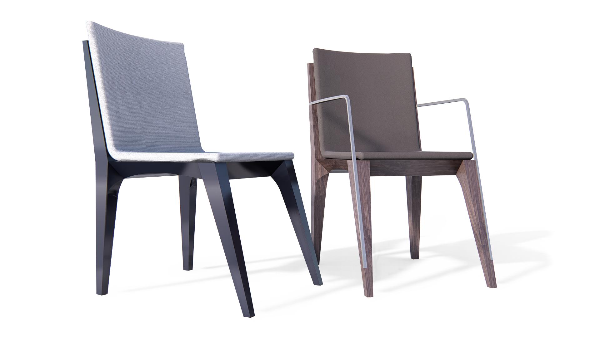 CM Italian design - Sedia Elegante